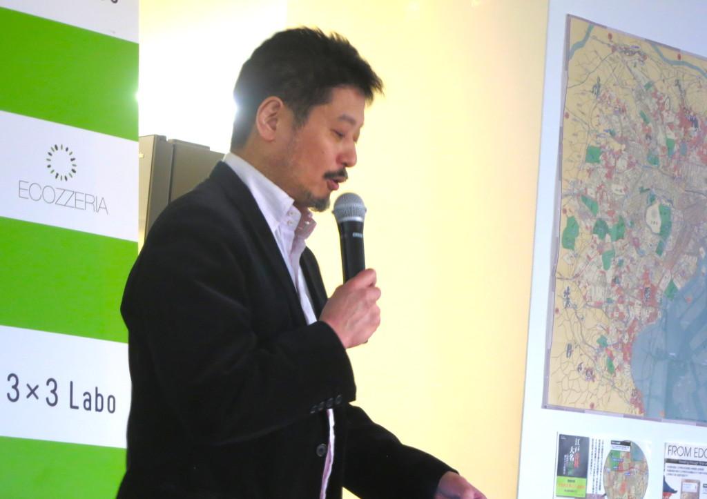 NPO法人東北岩手応援チャンネル理事長出淵晴彦さん